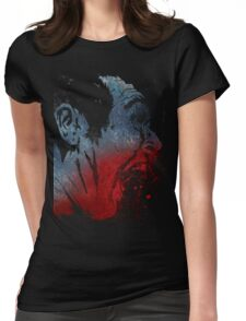 Zombie Munchies! Womens Fitted T-Shirt