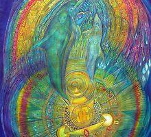Maya Glyph Cib by shimaart