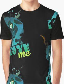 Queen Chrysalis Graphic T-Shirt