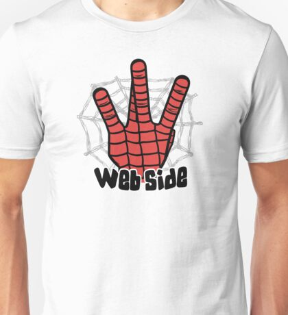 Web Side T-Shirt