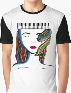 Musically Minded Graphic T-Shirt