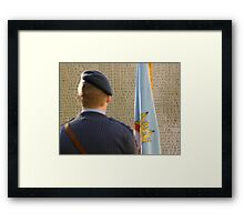 Remember Them Framed Print