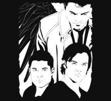 Team Free Will by KumaLaLa