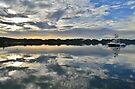 Sunrise in Palau by Randy Richards