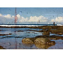 Tranquil Seascape Photographic Print