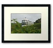 Great Union Camera Obscura Douglas Framed Print