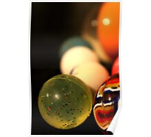 Glitter Perspective Poster