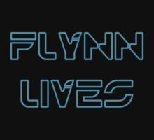 FLYNN LIVES by PjMann