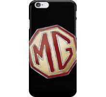 MG iPhone/iPod Case iPhone Case/Skin
