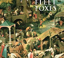 Fleet Foxes by LostInDemarco