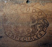 Antique Cigar Scribbles by NicoleDiesel
