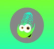 Toon Trilobite by Glendon Mellow