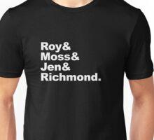 Roy Moss Jen Richmond Unisex T-Shirt