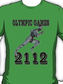 Future Olympic Games .. tee shirt T-Shirt