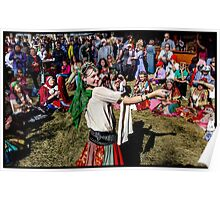 Abbey Medieval Festival 2 Poster