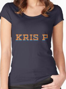 Kris P Women's Fitted Scoop T-Shirt