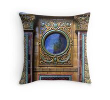 Crown Liquor Saloon - Window Throw Pillow
