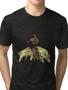 Mr. Williams - Enter the Dragon Tri-blend T-Shirt
