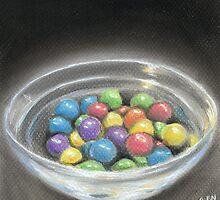 Gumballs by Amy-Elyse Neer