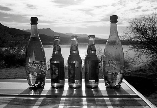 Refreshments at the Lake by James2001