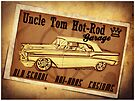 Uncle Tom Hot-Rod Garage by htrdesigns