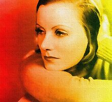 GRETA GARBO by Terry Collett