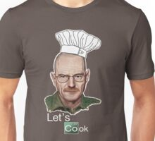 Let's Cook Meth Unisex T-Shirt