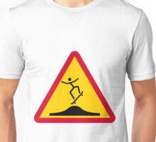 Skate or not! Unisex T-Shirt