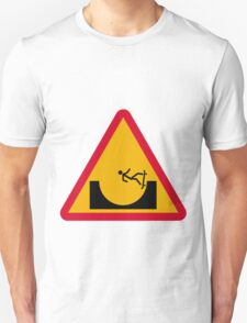 Skate or not 2  T-Shirt