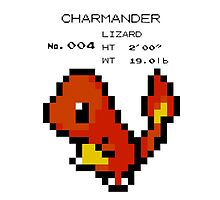 Charmander Pokedex by charzy72