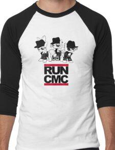RUN CMC T-shirt (white) Men's Baseball ¾ T-Shirt
