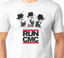 RUN CMC T-shirt (white) Unisex T-Shirt