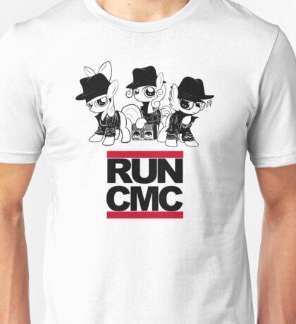 RUN CMC T-shirt (white) Unisex T-Shirt