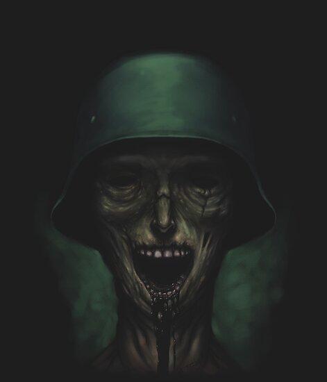 Soldiers never die! by astrosim