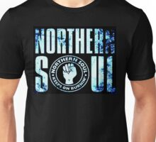Northern Soul (Blue) Unisex T-Shirt