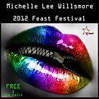 """""""Zips and Lips Flyer"""" by Michelle Lee Willsmore"""