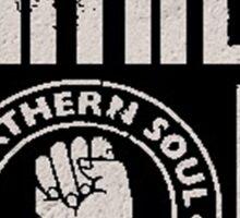 Northern Soul (Silver) Sticker