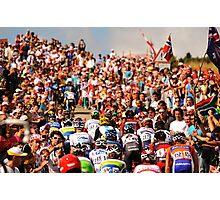 Tour de France Photographic Print