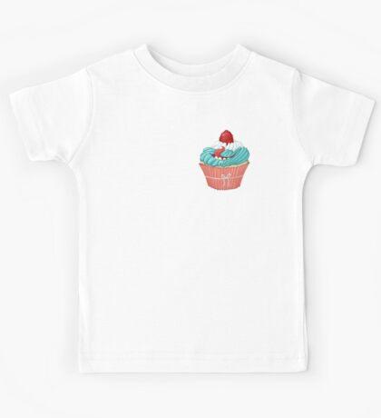 CupCakes Who Bite Back - Slurp Kids Tee