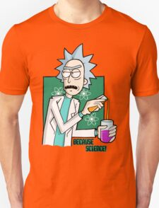 Rick & Morty - Because Science! T-Shirt