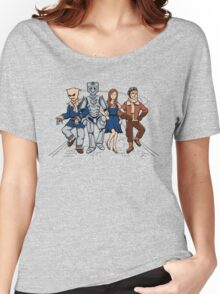 Wizard of Who Women's Relaxed Fit T-Shirt
