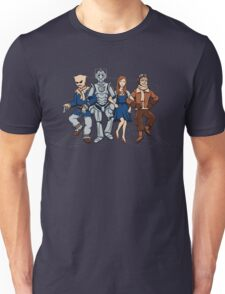 Wizard of Who Unisex T-Shirt