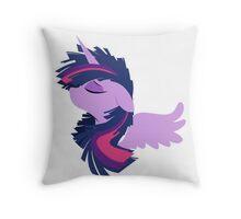 Twilight - FaceEdition Throw Pillow