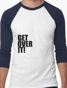 I love Andrew Scott. Get over it! Men's Baseball ¾ T-Shirt