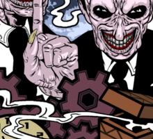 The Gentlemen Sticker