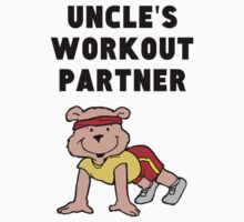 Uncle's Workout Partner One Piece - Long Sleeve