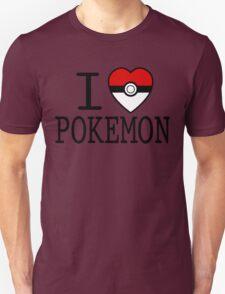 I <3 POKEMON T-Shirt