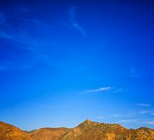 Ramona Mountains by jswolfphoto