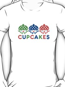 Cupcake Fun primary T-Shirt
