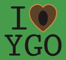 I <3 YU-GI-OH! Kids Clothes